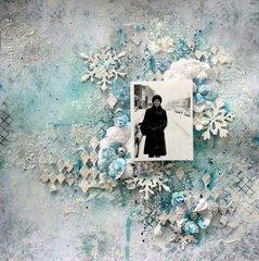 *Blue Fern Studios* Let it Snow