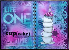 Take Life one cup(cake) at a Time