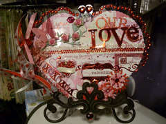 ~~Love Album_Valentine's Day~~ on stand
