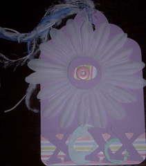 XOXOX - Baby Card