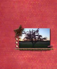 The Amazing Tree~ 1st digi sb page ever!!