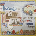 Home Is Where Love & Happiness Live (scrap-utopia MCS)