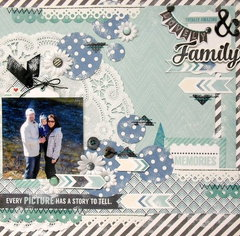 Lovely Family (scrap-utopia)
