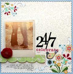 24.7 love