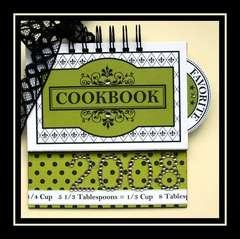 Cookbook **NEW Teresa Collins**