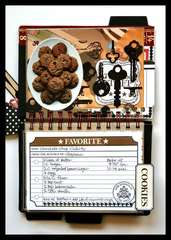 Favorie Recipe Album Kit