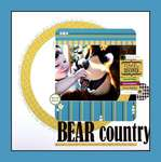Disney Bear Country #1 *Bella Blvd*