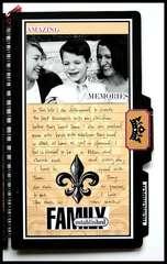 7x13 family gratitude kit