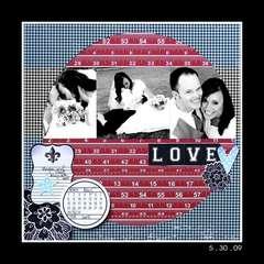 Love *Teresa Collins*