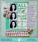 All About Me, Myself and I - Fancy Pants Designs