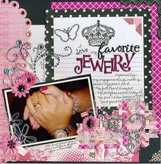 I Love My Favorite Jewelry