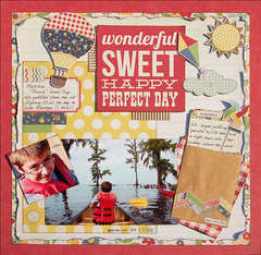 Wonderful Sweet *Scraptastic July*