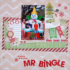 Here Comes Mr. Bingle