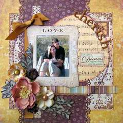 Cherish ~MYCREATIVESCRAPBOOK~