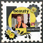 ~MYCREATIVESCRAPBOOK~ Beauty Documented