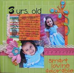 3 yrs. old