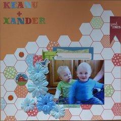 Keanu & Xander