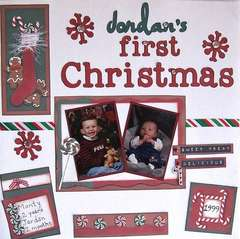 Jordan's First Christmas