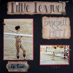 Little League (2-page)