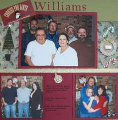 Williams (Family) 2008