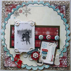 All Bundled Up *My Creative Scrapbook*