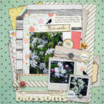 Blossoms  *Artful Delight March Kit*