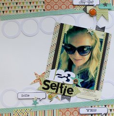 123 Selfie Layout