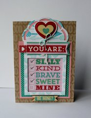 Be Mine? Card