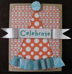 Lily Bee Celebrate Card