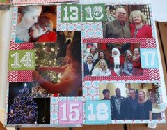 December Daily Cheer 13th to 18th Pages