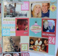 December Daily Cheer Christmas Eve Page