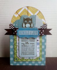 Bundle of Boy Card