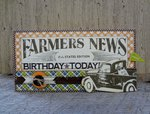 Farmers News Birthday