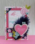 Love Story to Forever Card
