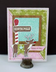 North Pole Card