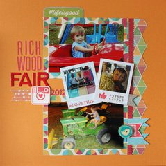 Richwood Fair Layout