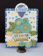 Smile and Laughing Card