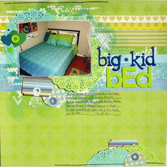 Big Kid Bed