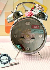 *Teresa Collins* Summer stories clock project
