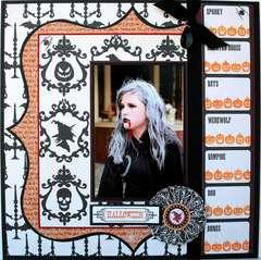 Halloween - Teresa Collins - Haunted Hallows