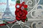 Joyeux Noel Wall Hanging - Clear Scraps