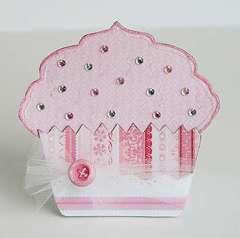 ~Cupcake Card~
