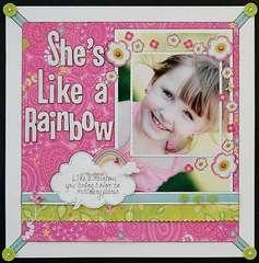 ~She's Like a Rainbow~