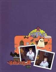 Gypsy **Imaginisce Spooky Town