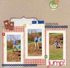 1, 2, 3 Jump
