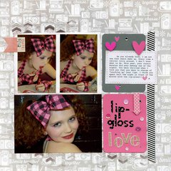 Lip Gloss Love