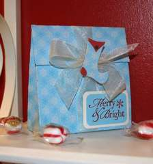 Merry and Bright Bag-***Sneak Peak Imaginisce Polar Expressions line!!