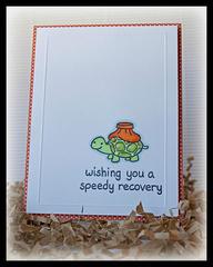 Speedy Recovery