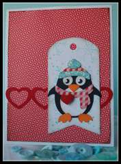 You Melt My Heart Card 1
