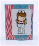 Nurse Card CC Designs